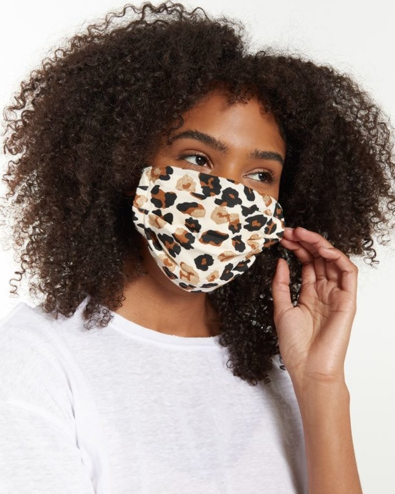 Z Supply - Animal Instincts Reusable Face Mask (4 pack)