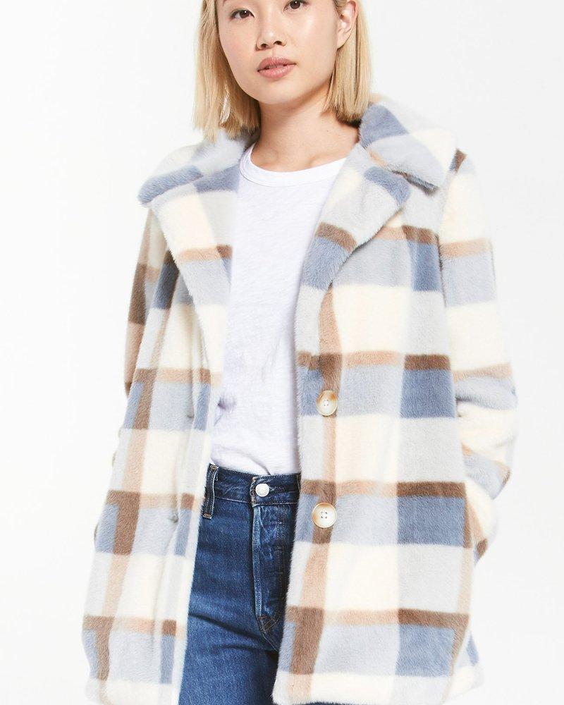 Z Supply - Carmen Plaid Coat