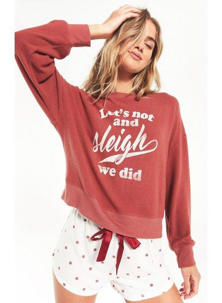 Z Supply - Elle Sleigh Sweatshirt