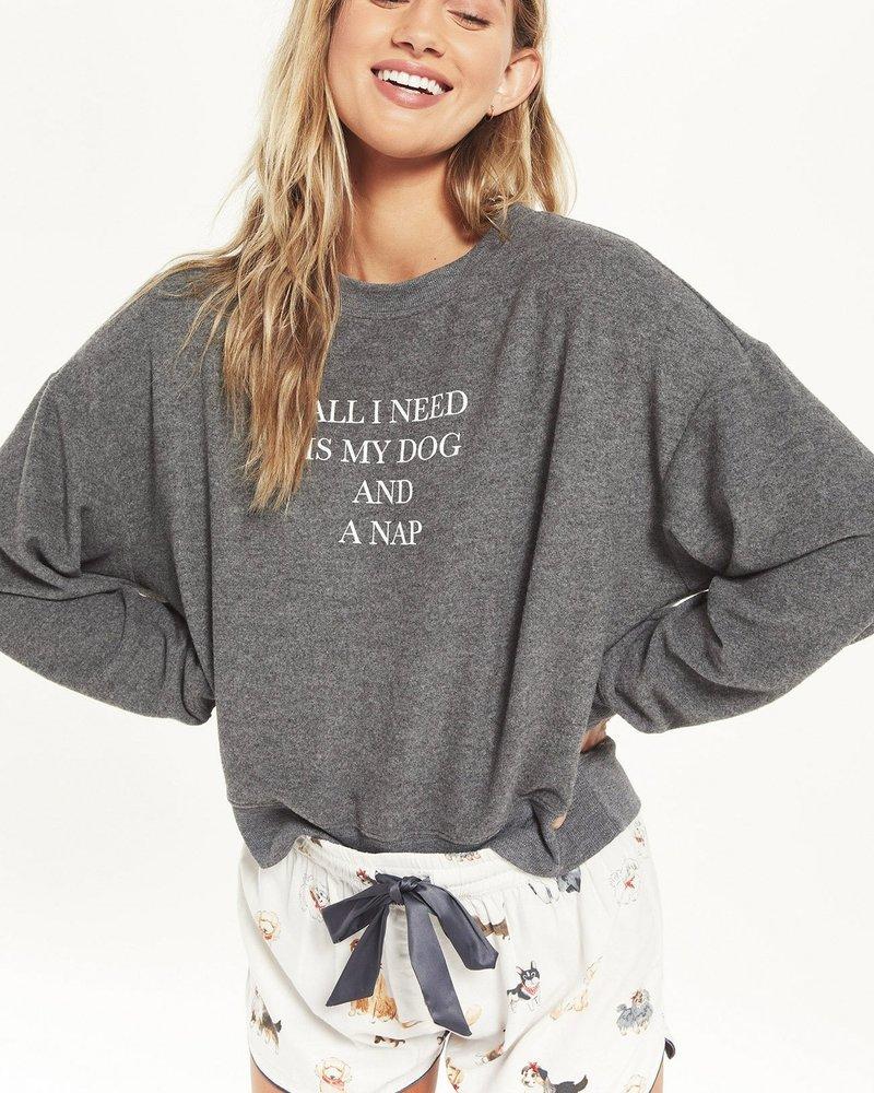 Z Supply - Elle All I Need Sweatshirt