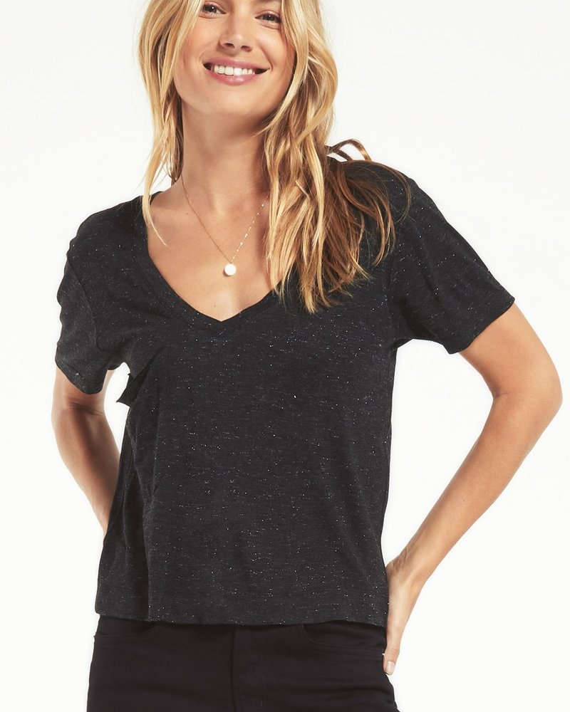 ZS - Classic Skimmer Sparkle Tee