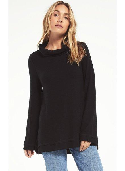 Z Supply - Ali Cowl Slub Sweater
