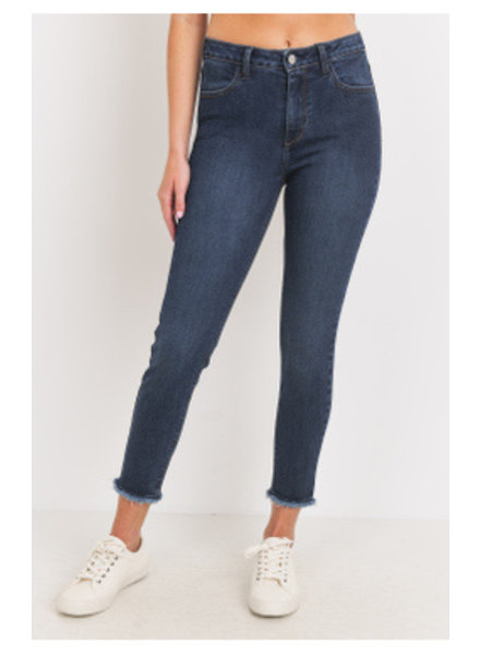 JBD - Skinny with Frayed Hem