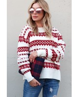 Christmas Nordic Sweater