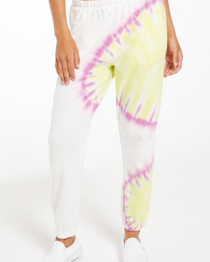 Z Supply - Sunburst Tie-Dye Jogger