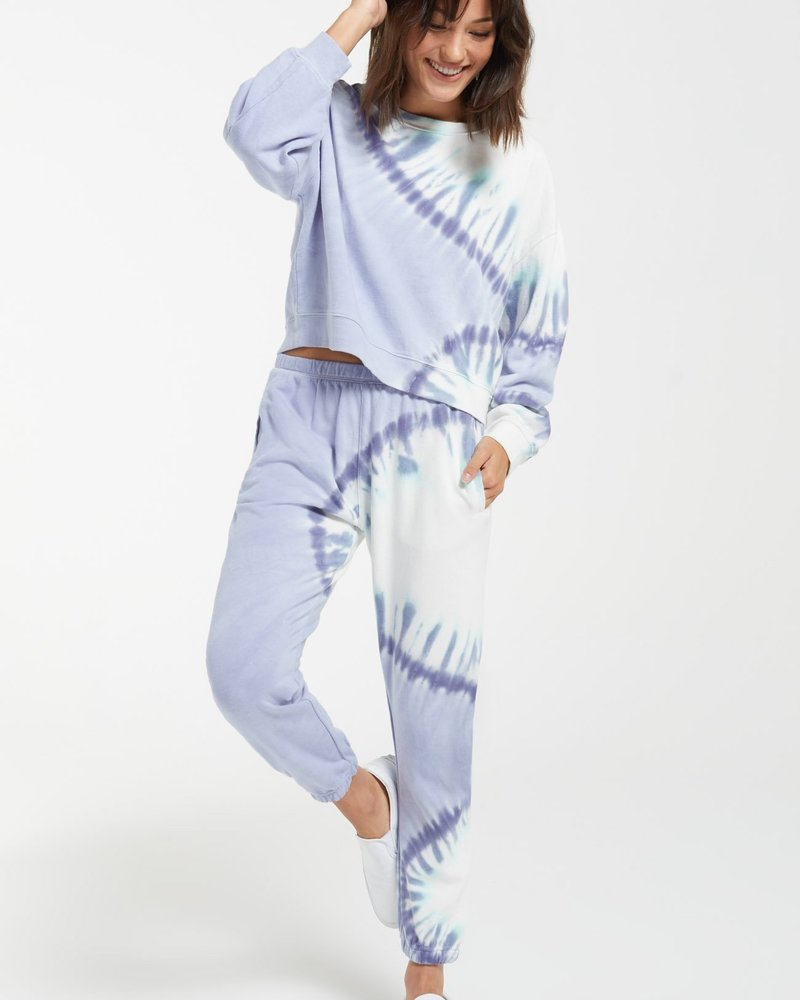 Z Supply - Sunburst Tie-Dye Sweatshirt