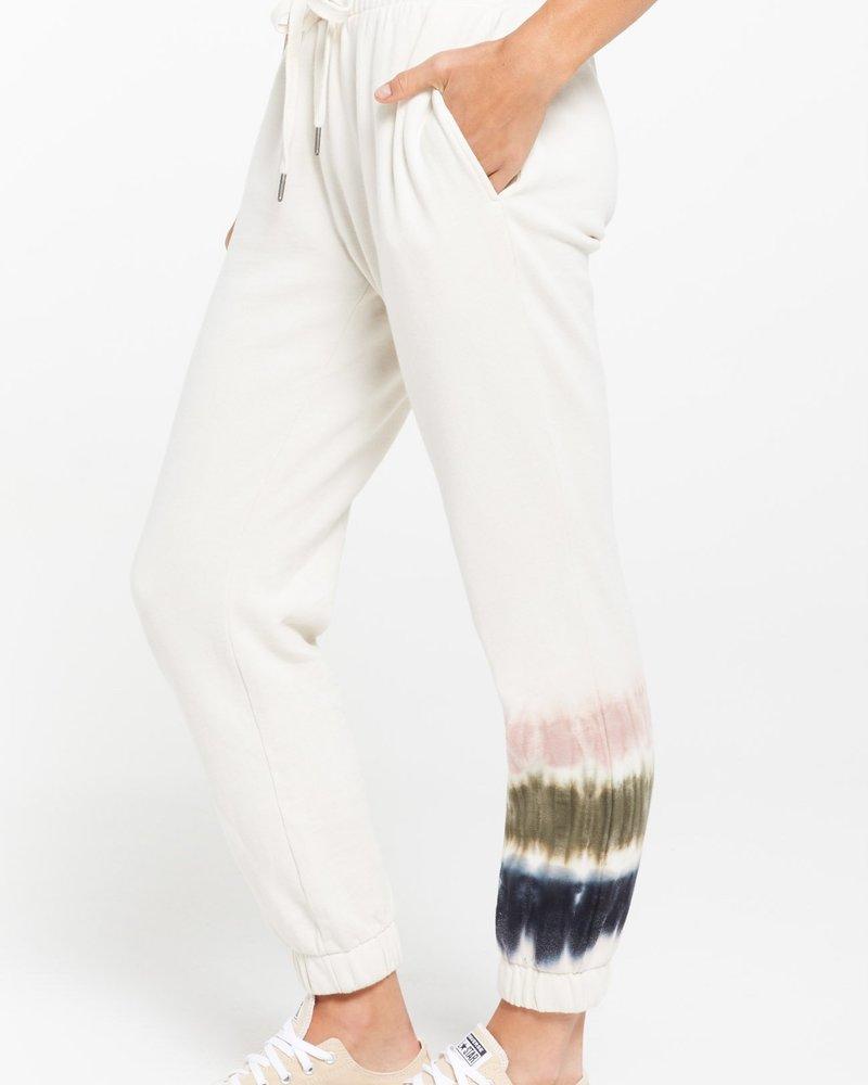 Z Supply - Selene Stripe Tie Dye Jogger
