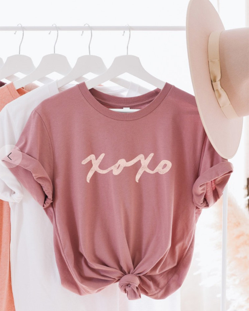 XOXO Graphic TShirt