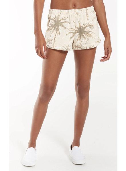Z Supply - Coconut Palm Pindo Short