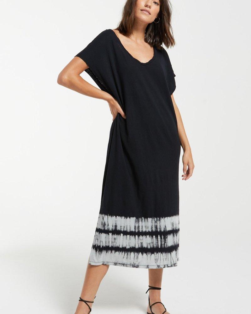 Z Supply - Eden Stripe Tie-Dye Dress