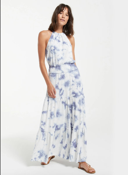 Z Supply - Beverly Cloud Tie-Dye Slub Dress