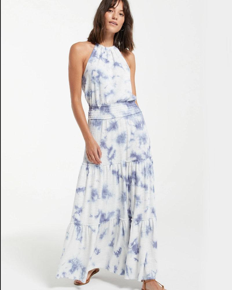 Z Supply - Beverly Cloud Tie-Dye Slub Dress