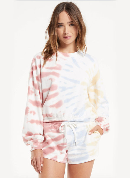 Z Supply - Britton Tie-Dye Pullover