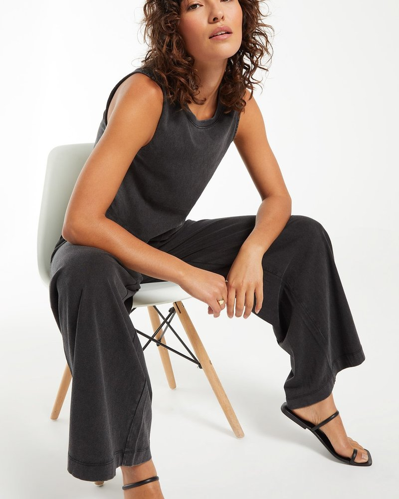 Z Supply - Scout Jersey Flare Pant