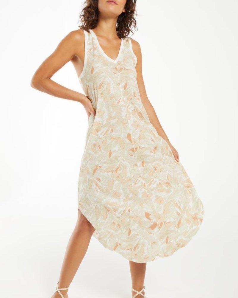 Z Supply - Reverie Floral Midi Dress
