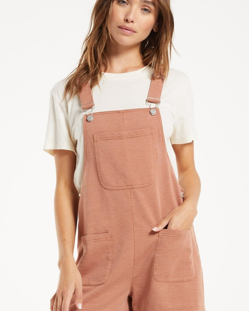 Z Supply - Short Overalls