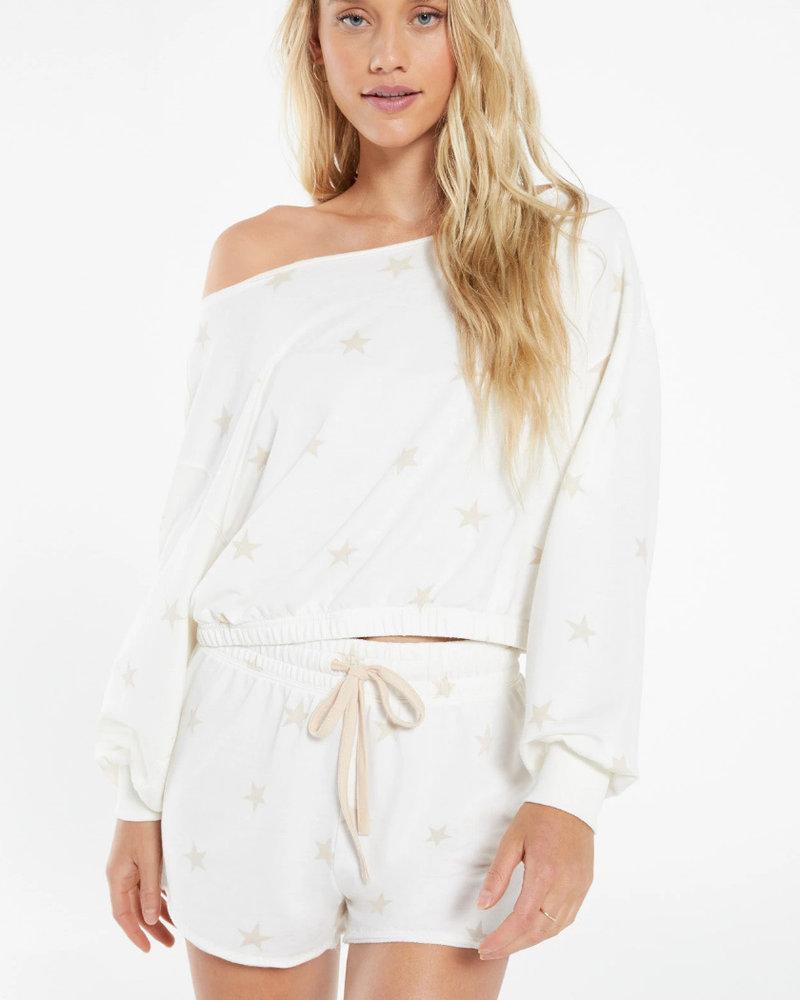 Z Supply - Zoe Summer Star Sweatshirt