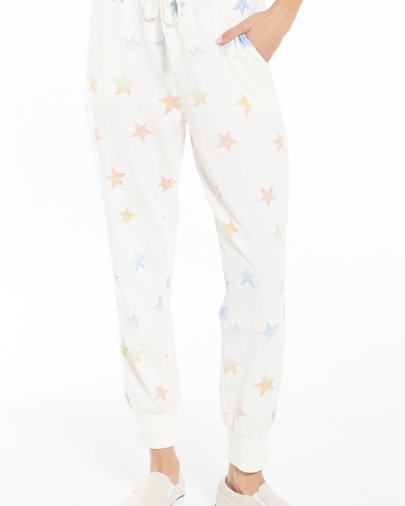 Z Supply - Mabel Rainbow Star Jogger