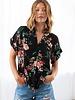Kaysee Floral S/S Top