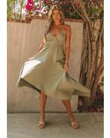 Paradise City Halter Dress