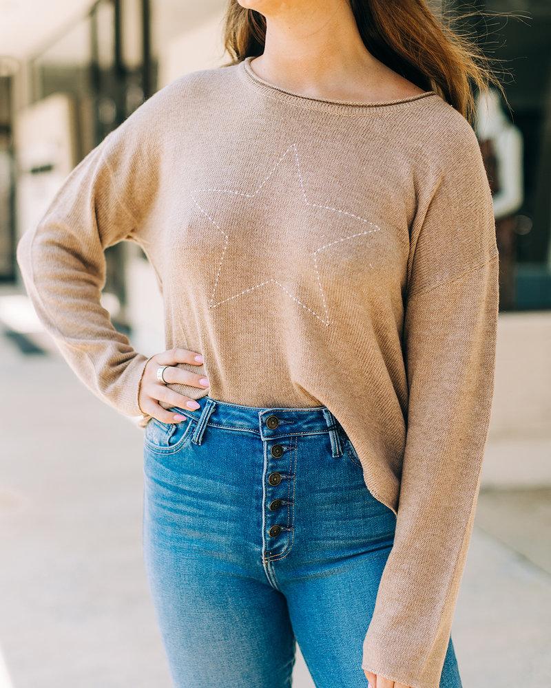 Z Supply - Ada Star Sweater