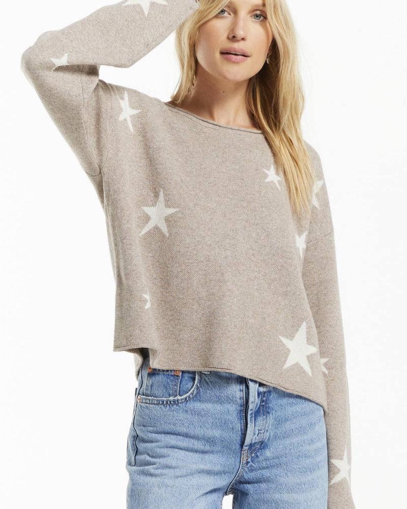Z Supply - Kennedy Star Sweater
