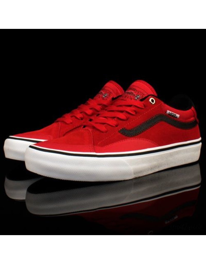 f44c635e308 Vans TNT Advanced Prototype Racing Red - Southside Skateshop