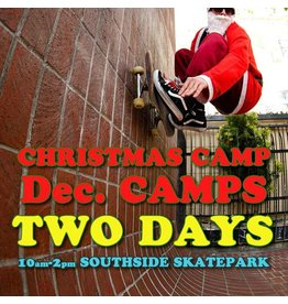 Southside December Skateboarding Camp 2 Days
