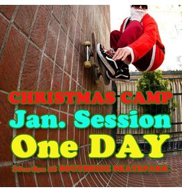 Southside January Skateboarding Camp 1 Day