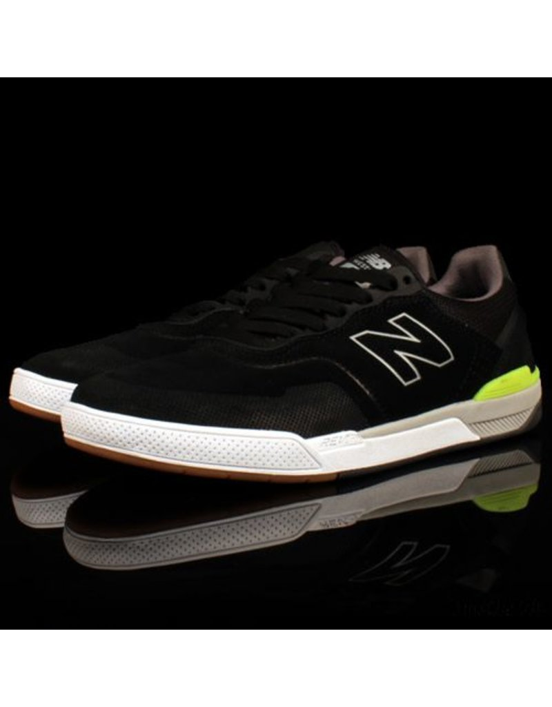 62b98a0eee957 New Balance Westgate 913 Black Neon White - Southside Skateshop