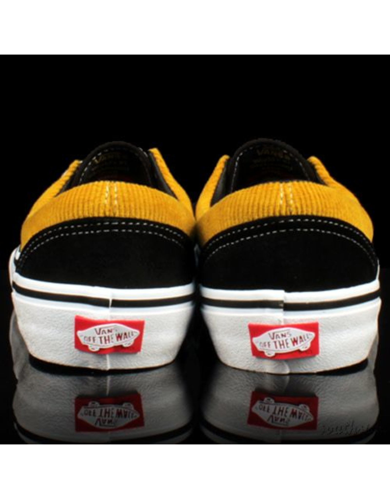 VANS Vans Era Pro Corduroy Black Yolk Yellow