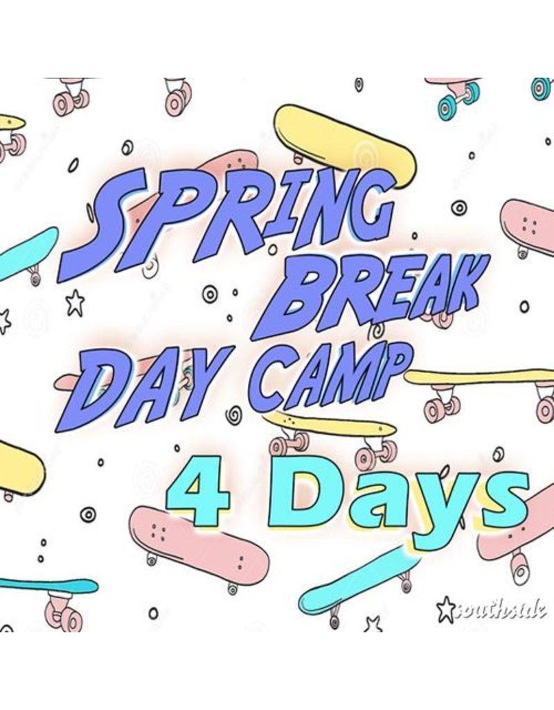 Southside 4 Days Spring Break Skate Camp