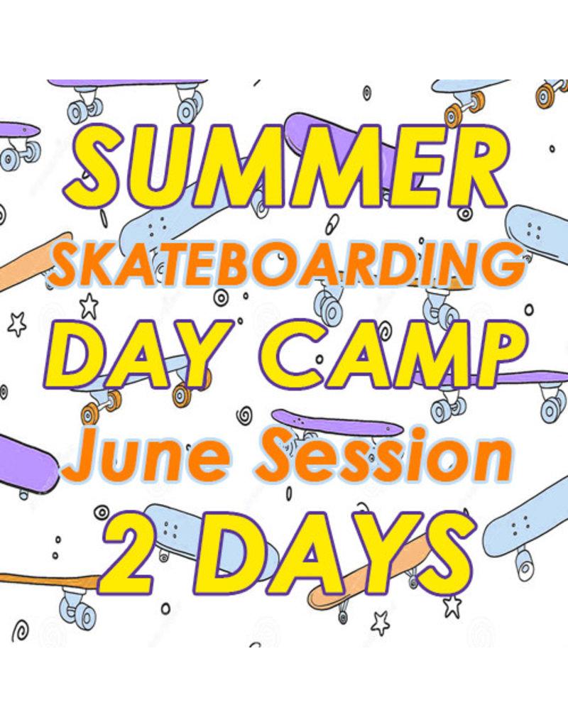 Southside June Skateboarding 2 Days Camp