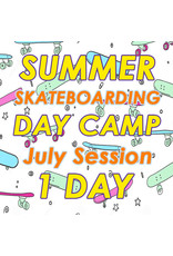 Southside June Skateboarding 1 Day Camp