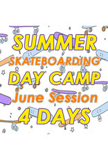 Southside June Skateboarding 4 Days Camp
