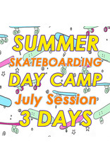 Southside July Skateboarding 3 Days Camp