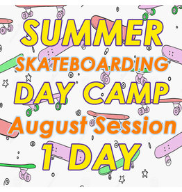 Southside August Skateboarding 1 Day Camp