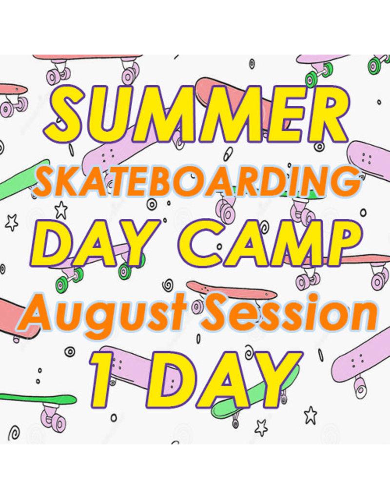 Southside August Skateboarding 1 Day Camp