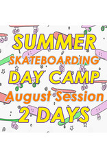 Southside August Skateboarding 2 Day Camp