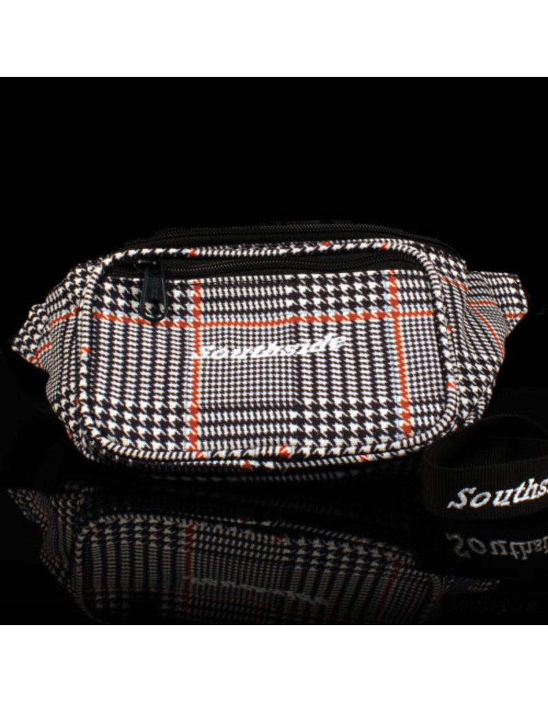 Southside Southside X Dickies Cross Body Houndstooth