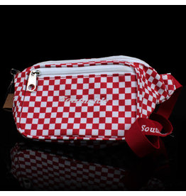 Southside Southside X Dickies Cross Body Red Checker