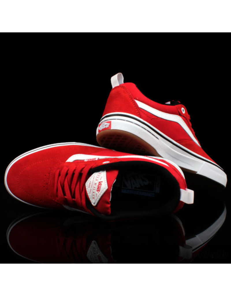 VANS Vans Kyle Walker Pro Red White