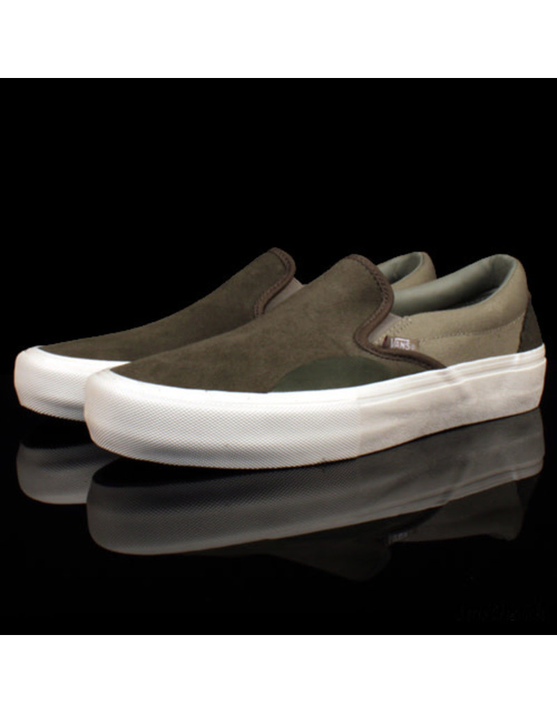 VANS Vans Slip On PRO Grape Leaf Laurel Oak