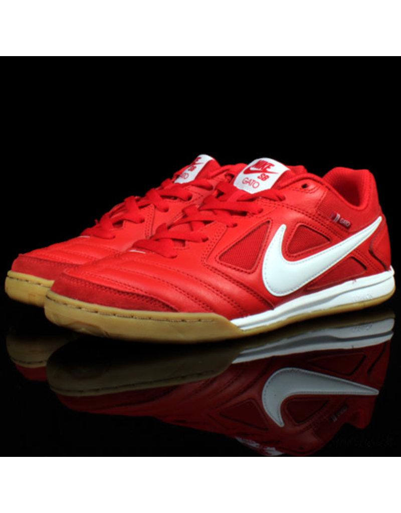 Nike SB Gato University Red White