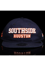 Southside Southside Hat New Era 950 Retro Crown Navy Orange White 25 Year Anniversary Snapback