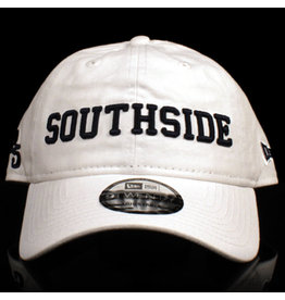 Southside Southside Hat New Era 950 Retro Crown White Navy 25 Year Anniversary Snapback