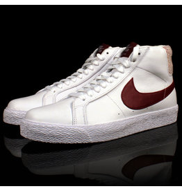 Nike SB Blazer White Team Red