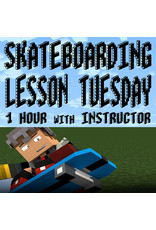 Southside Skateboarding Lesson 1 Hour Tuesday at Southside Skatepark