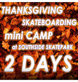 Southside 2 Days Thanksgiving Day Camp