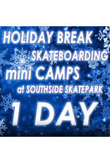 Southside 1 Day Holiday Day Camp Dec. 30th or Jan 3rd